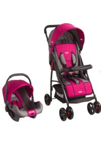 COCHE TRAVEL E1008M MAGENTA