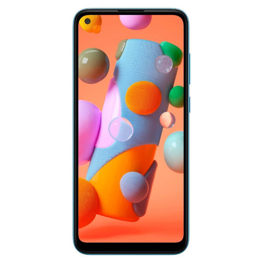 SMARTPHONE A11 64GB AZUL LIBERADO