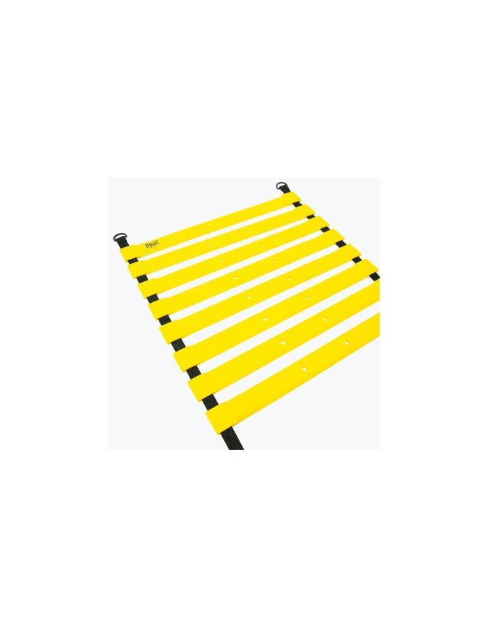 Escalera de velocidad negra-amarilla
