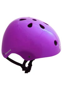 CASCO BMX REGULABLE M-L MORADO