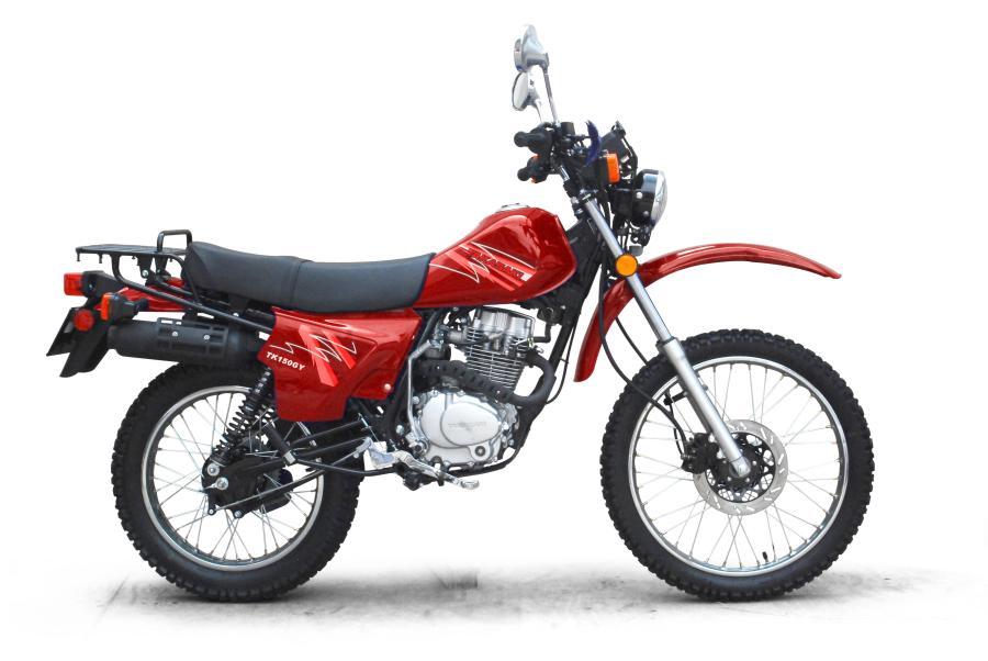 MOTOCICLETA TK200GY ROJA