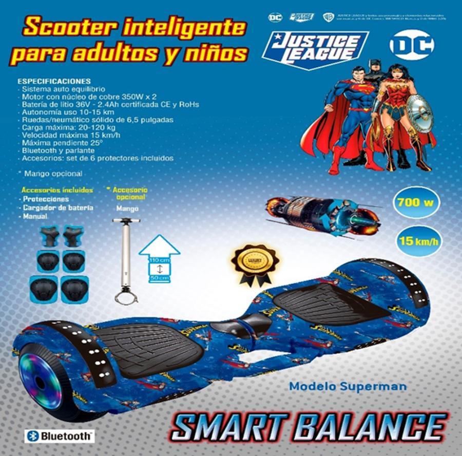 "SMART BALANCE 6"" SUPERMAN"
