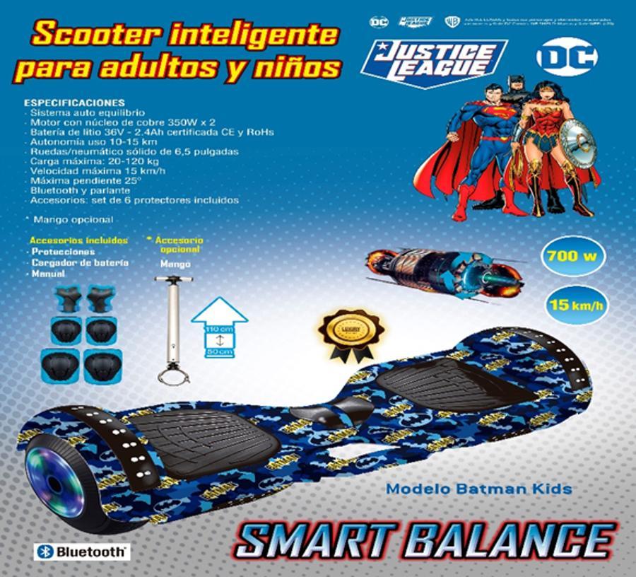 """SMART BALANCE 6"""" BATMAN"""