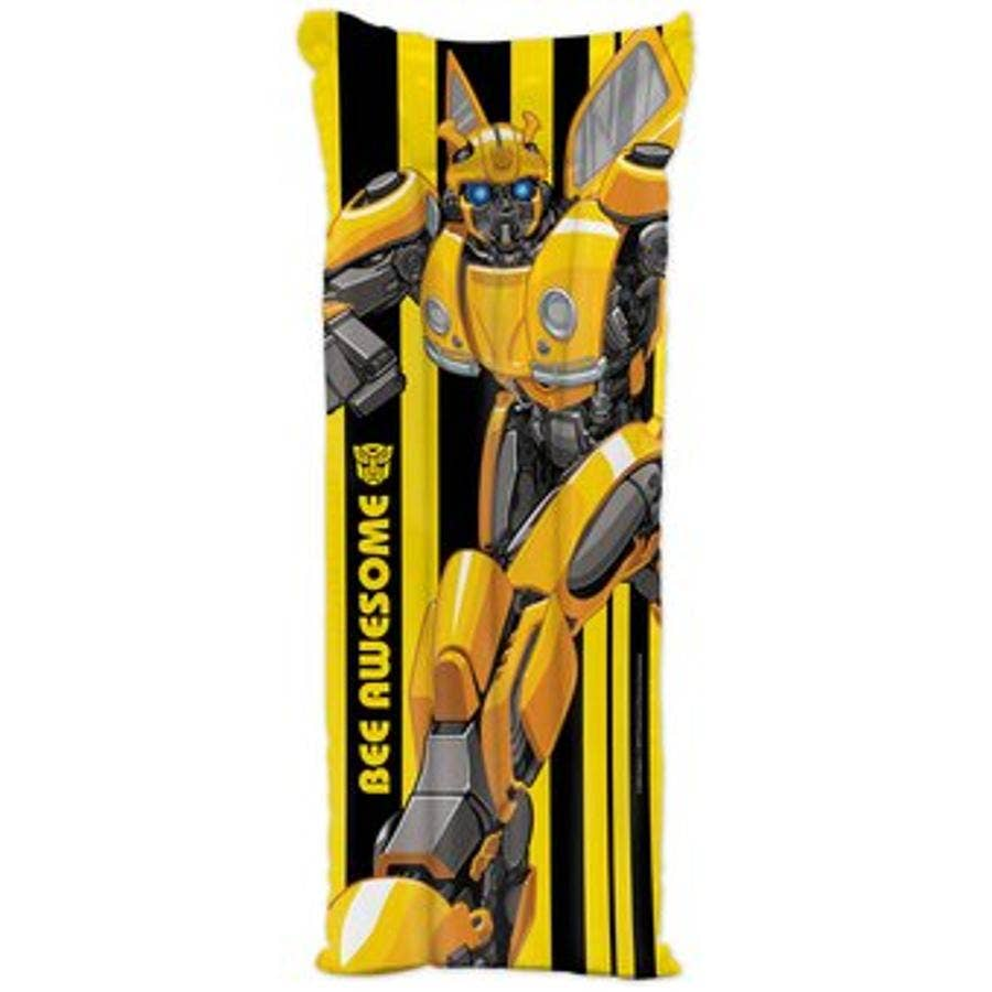 COLCHONETA INFLABLE TRANSFORMERS