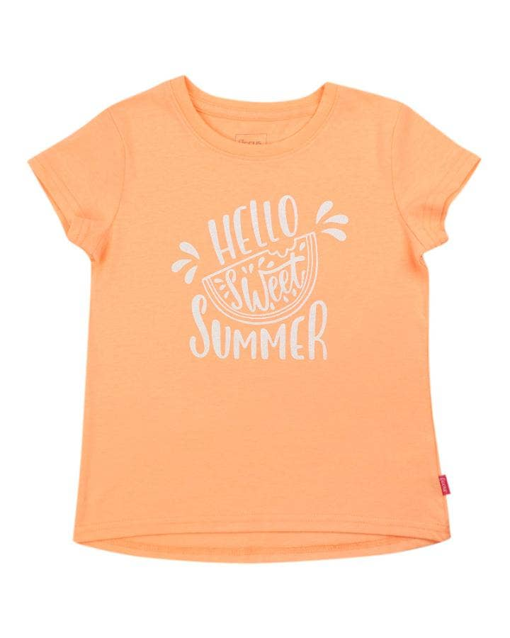 Polera Day to day 2110719 coral