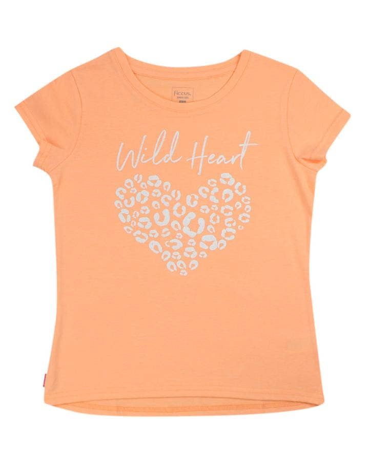 POLERA  DAY TO DAY 2110726 CORAL