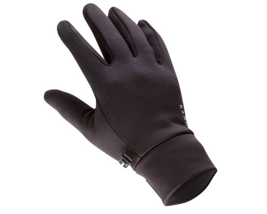 GUANTES FIRST LAYER M NEGRO