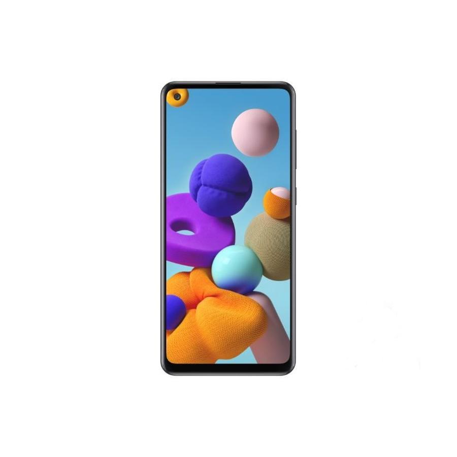 SMARTPHONE A21S NEGRO 128GB LIBERADO