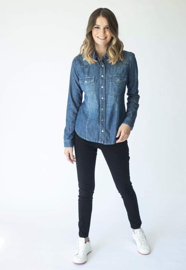 Blusa BL0851 Basia Jeans