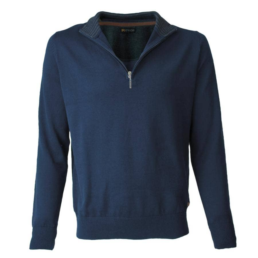 Sweater HALF ZIPPER PTI006252N077