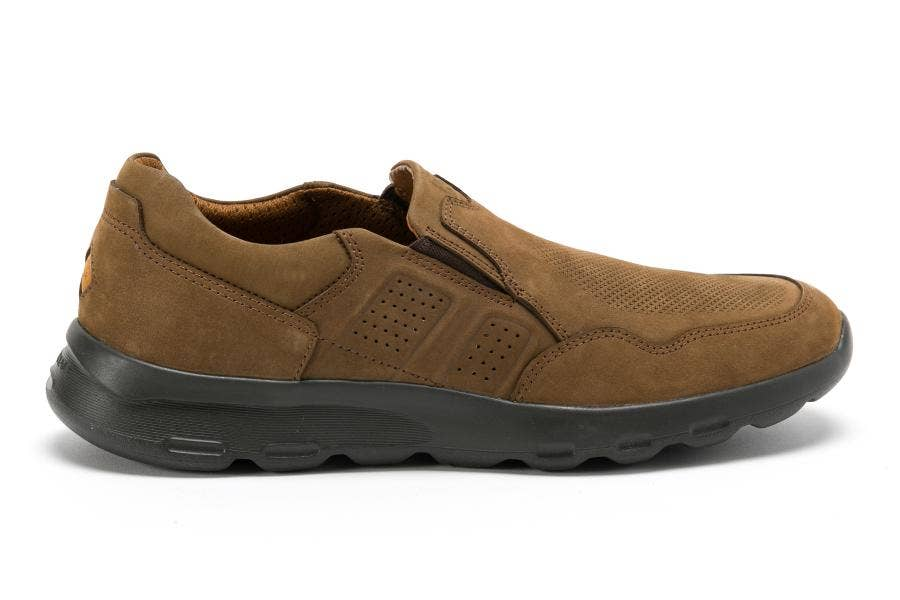 Zapato 100022272-032  WALKER Taupe