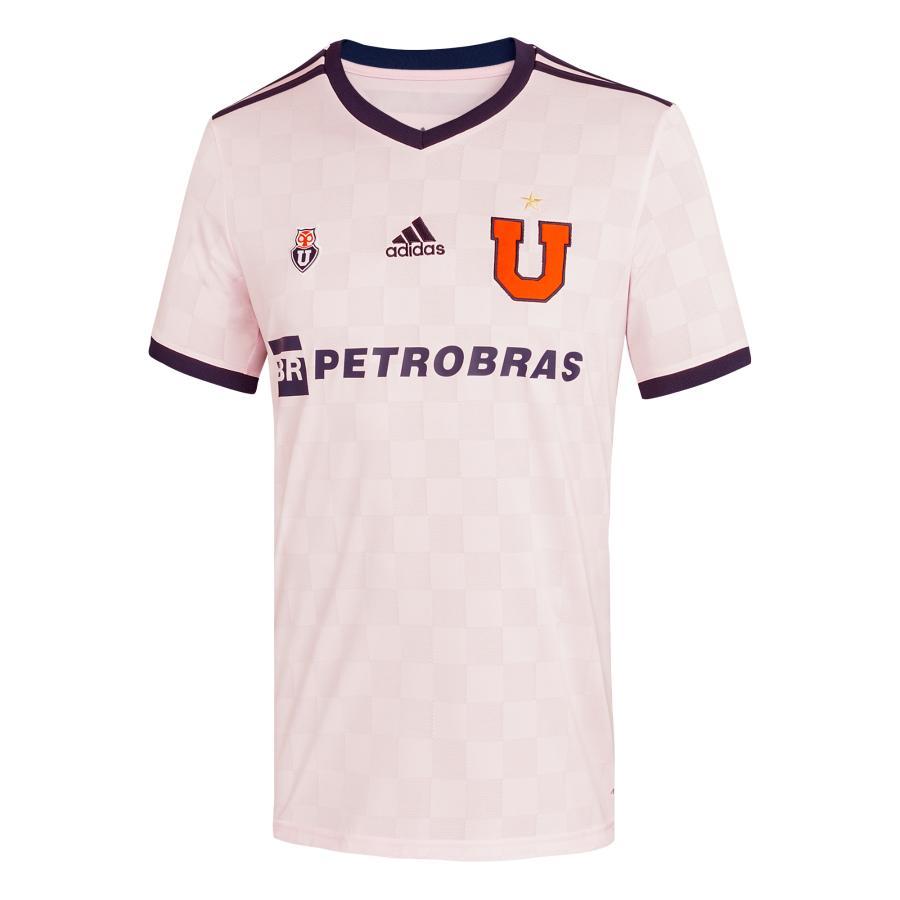 Camiseta VISITANTE CLUB U DE CHILE 20/21