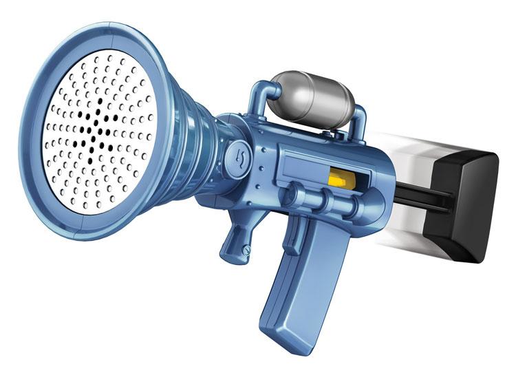 Pistola Gaseosa Mns Mini Tor-Pedo