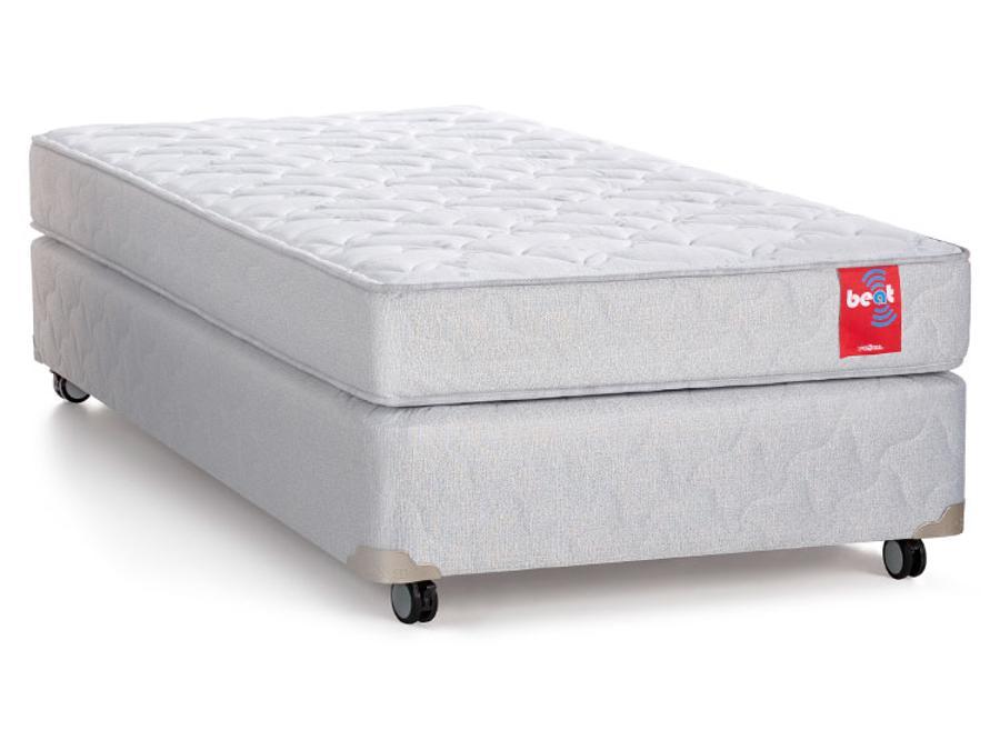 BOX AMERICANO BEAT 1,5 PLAZAS 105 X 200 CM