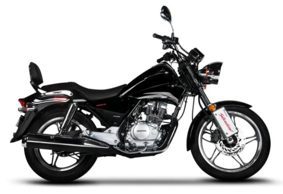 MOTOCICLETA SHADOW 150 NEGRA