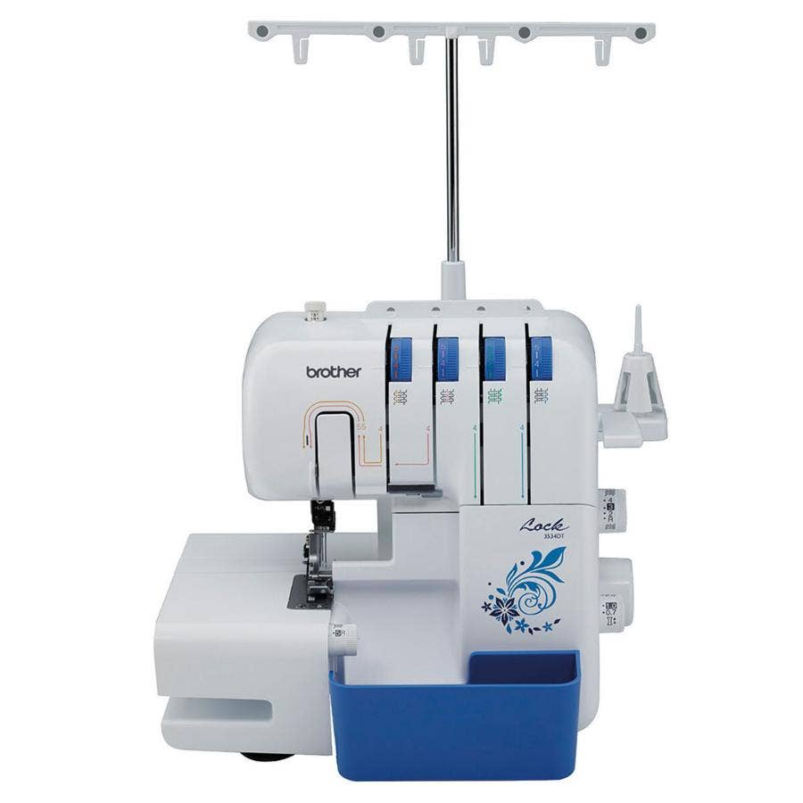 Maquina Overlock Brother 3534Dt