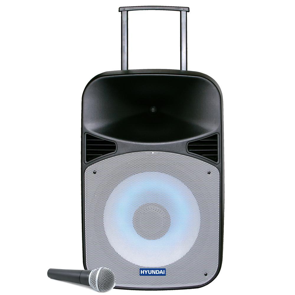 Parlante Karaoke Hyundai Hy-A15Bw