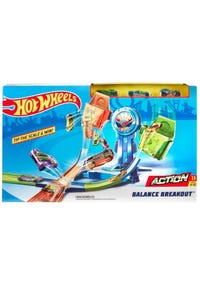 Hot Wheels Equilibrio Extremo