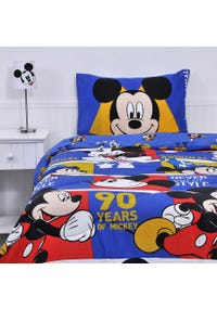 Plumon Mf Mickey 90 Anos Single