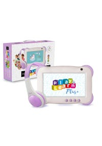 Tablet Kids Mlab 7 Wifi + Audifonos Rosado 8867