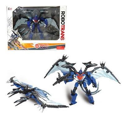 Dino Robot 43X17 Cms