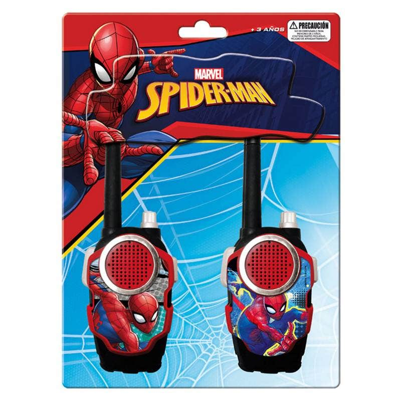 Walkie Talkie Spiderman