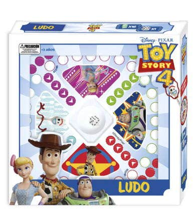 Ludo Toy Story 4