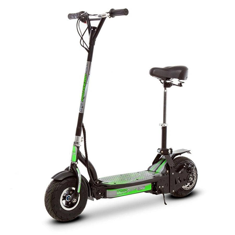 SCOOTER ELECTRICO CON ASIENTO