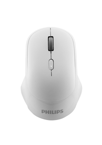 Mouse Philips Inalambrico M423 Blanco