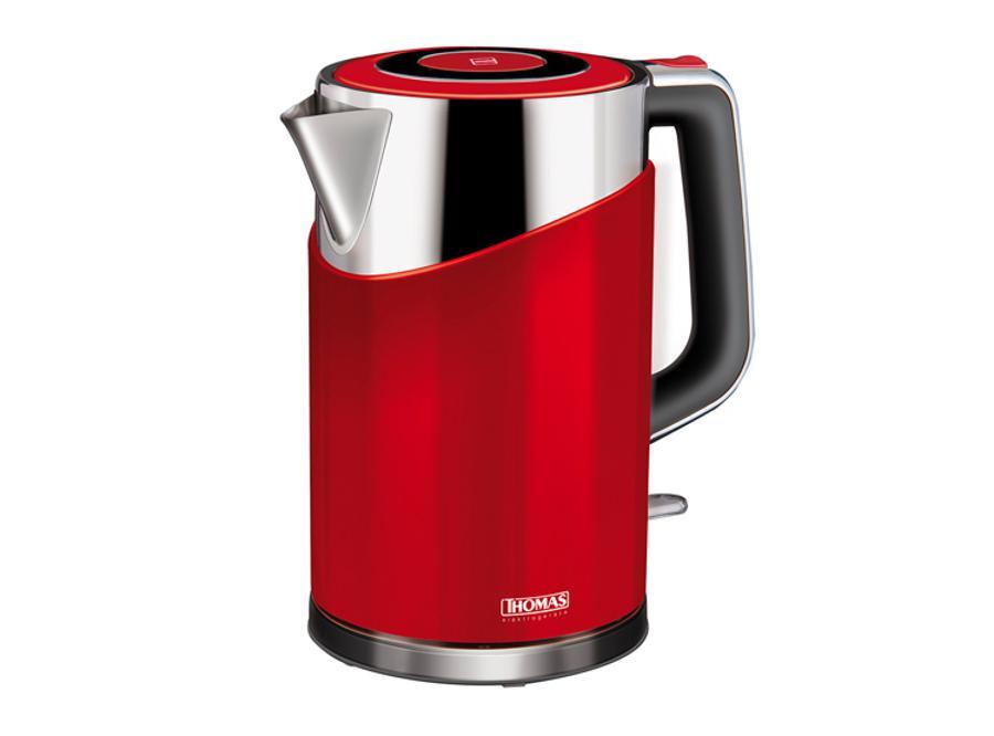 Hervidor Thomas Th-6200R 1,7Lt Rojo