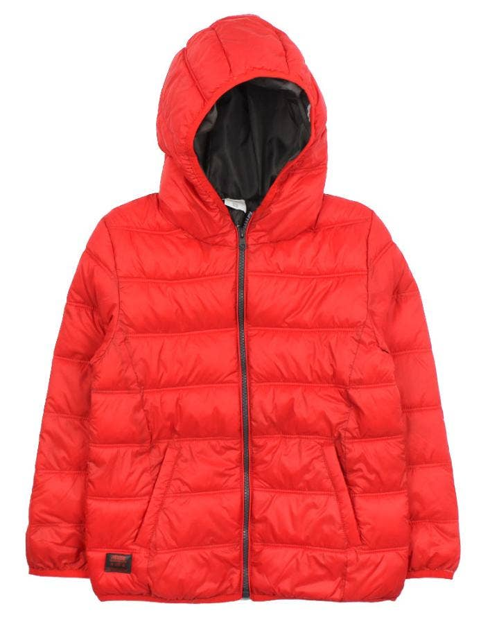 PARKA DAY TO DAY 2020736 ROJO