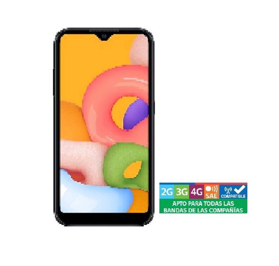 SMARTPHONE A01 CLARO