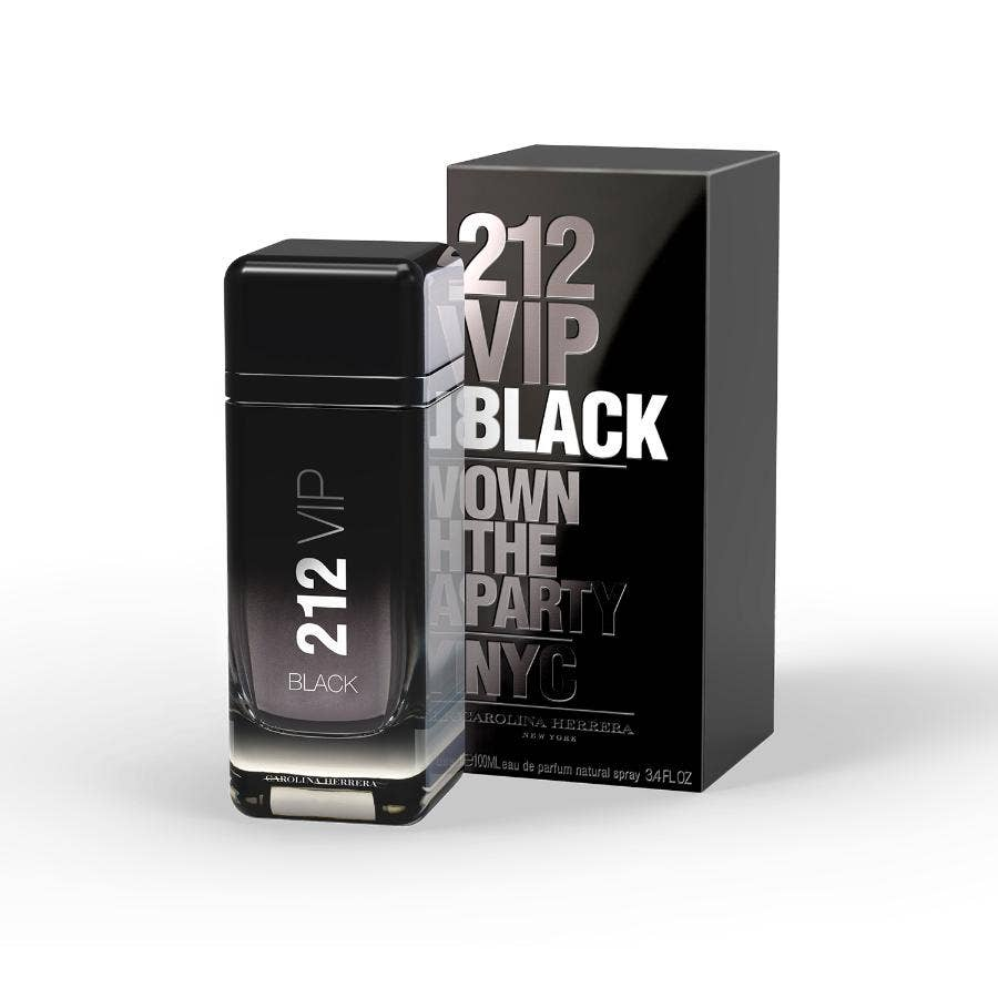 PERFUME 212 VIP BLACK EDP 100ML