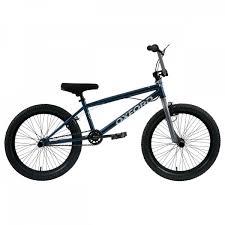 Bicicleta Aro 20 Spine Bmx Azul