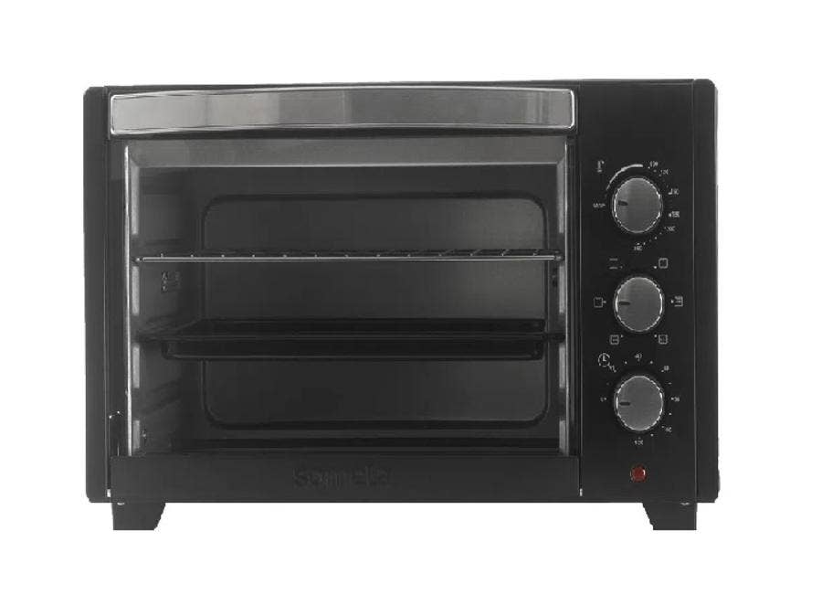 HORNO ELECT. TO-30BK BLACK OVEN