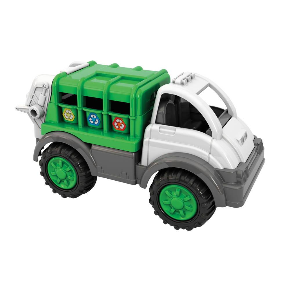 Camion De Reciclaje 33X33X64 Cm