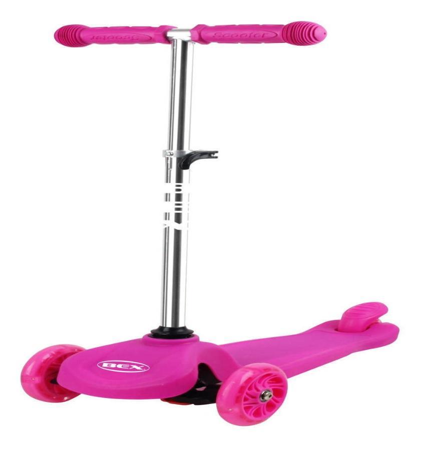 Tri-Scooter Rosado 57X23X51 - 69