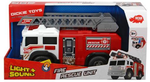 Camion De Rescate 30 Cm