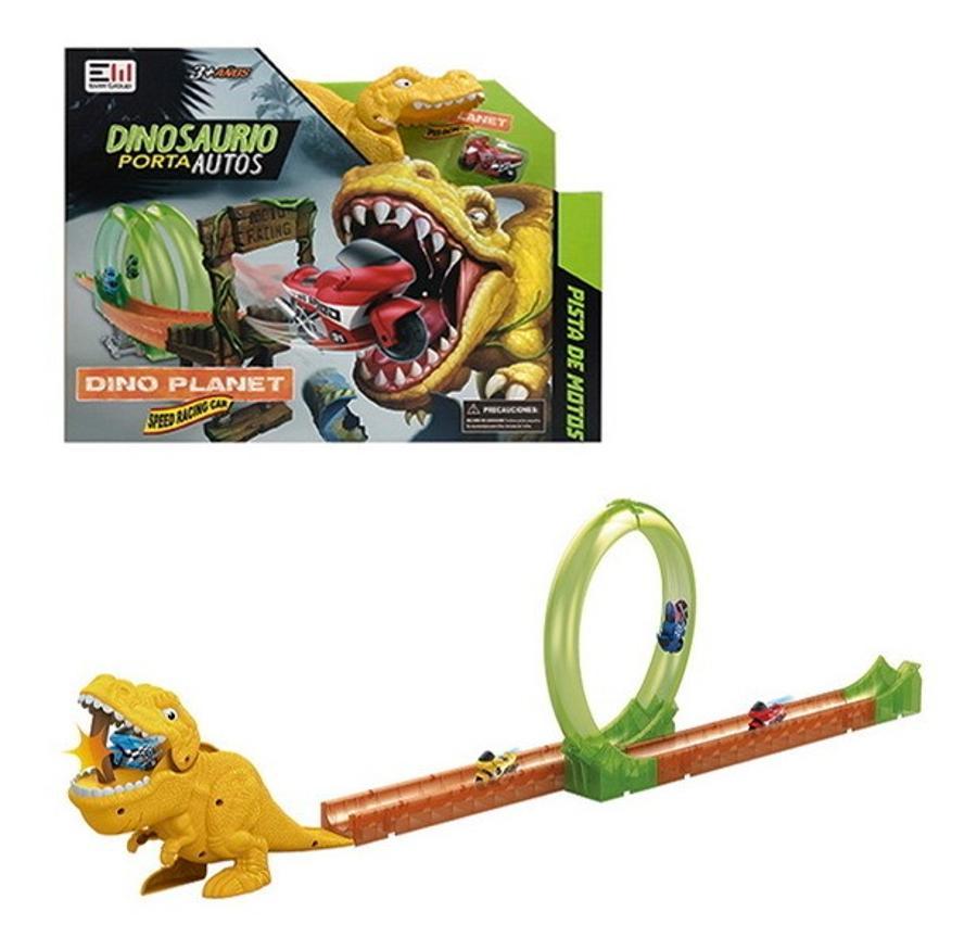 Pista Dinosaurio Loop