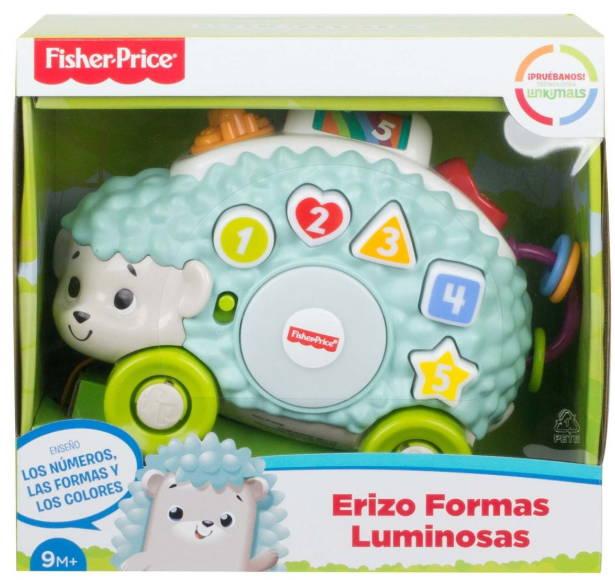 Erizo Formas Luminosas Fp