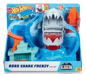 Pista Robo Tiburon Hw