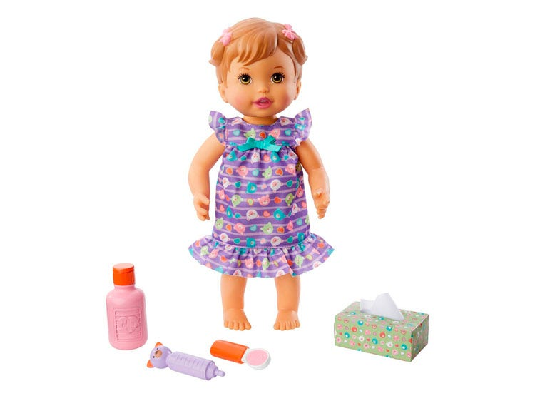 Muñeca Cuidame Mami Little Mommy