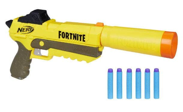 Pistola Sp-L Amarillo