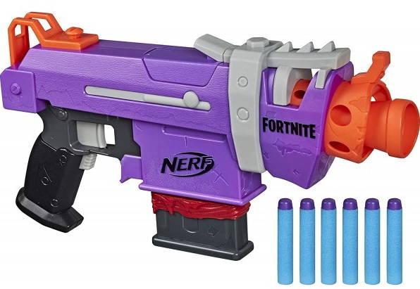 Pistola Smg Morado