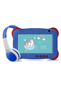 Tablet Kids Mlab 7 Wifi + Audifonos Azul 8868