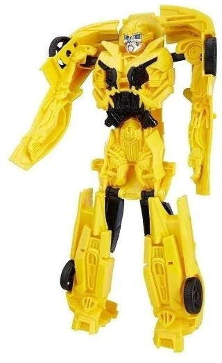 Transformers Bumblebee Titan Changer