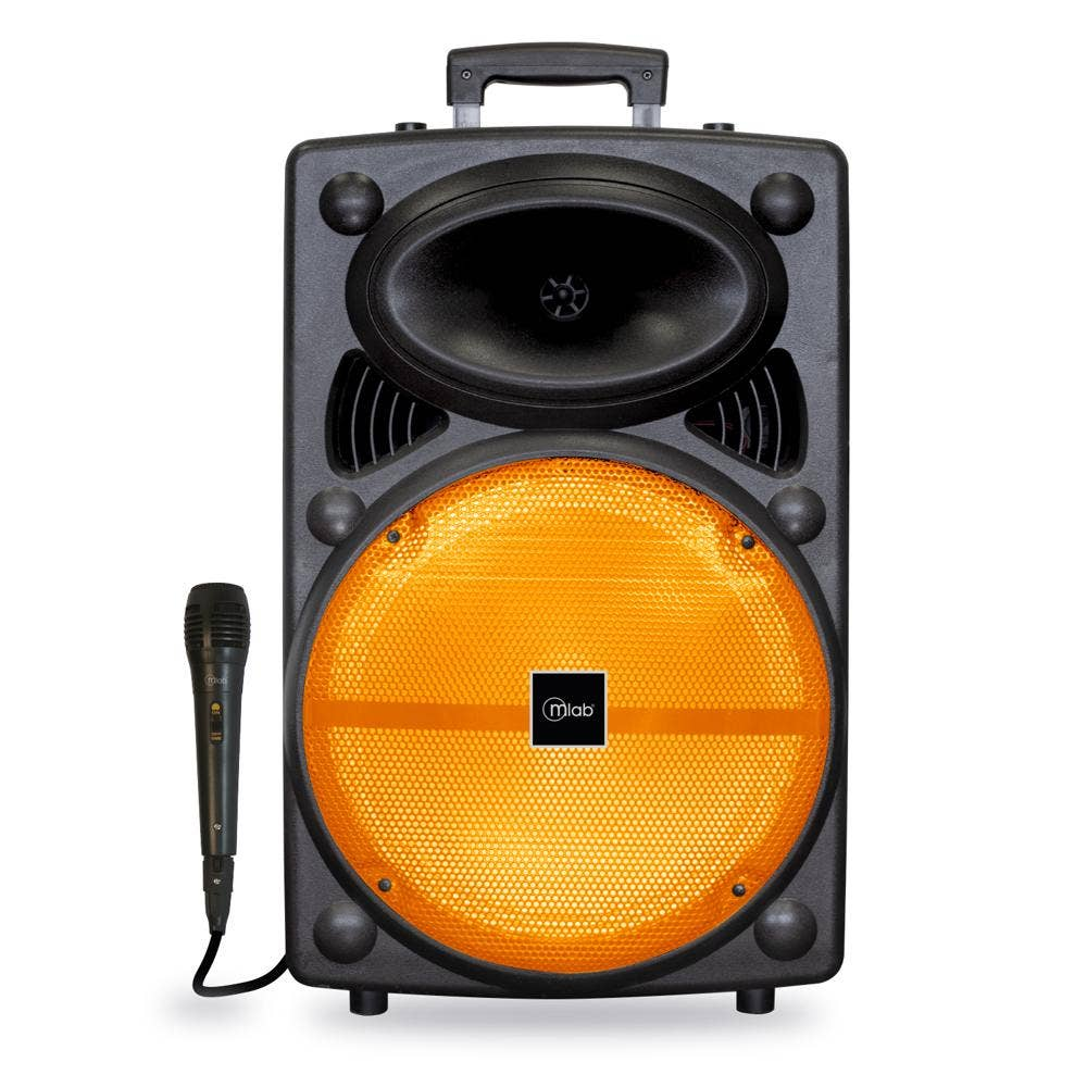 Parlante Karaoke Mlab Rhythm Charger2 8890
