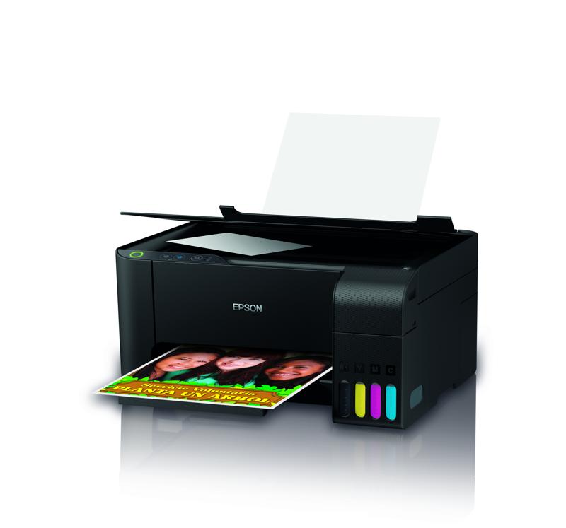 Impresora Multifuncional Epson Color Ecotank L3110