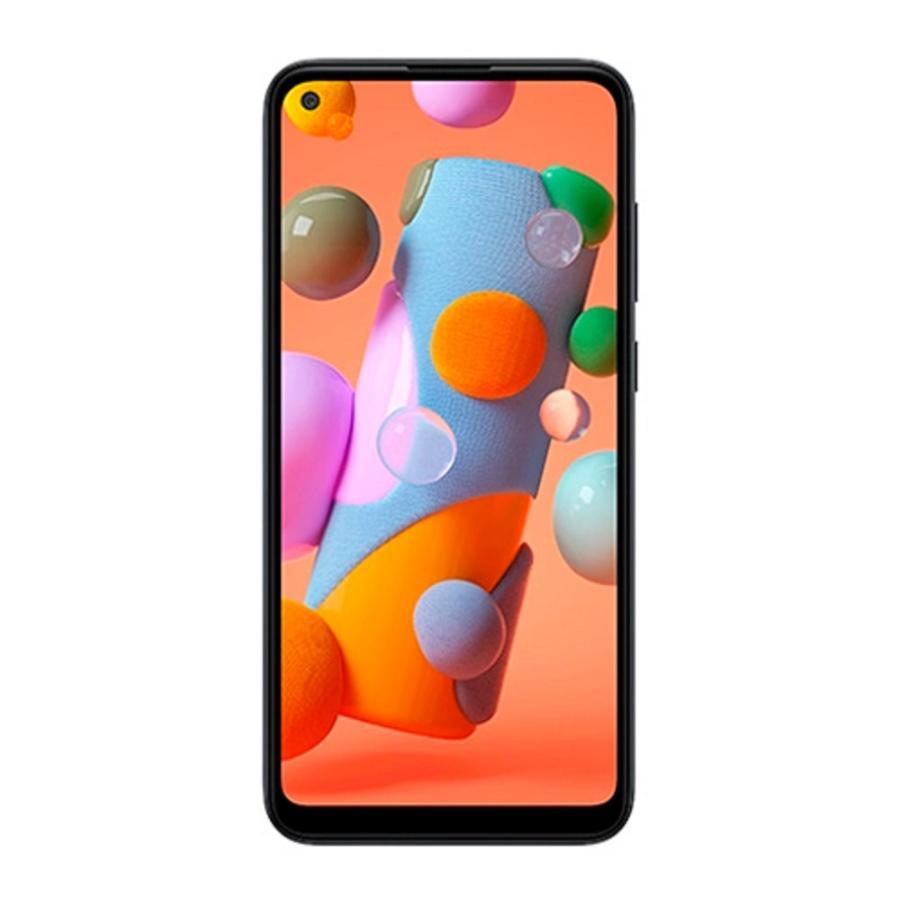 SMARTPHONE SAMSUNG A11 64GB NEGRO LIBERADO