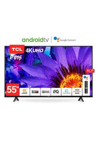 Tv Led Tcl 55&Quot; Uhd 4K Android Tv 55P615